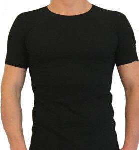 yuvarlak yaka tişört modellerimiz